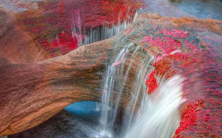 زیباترین رودخانه جهان + تصاویر