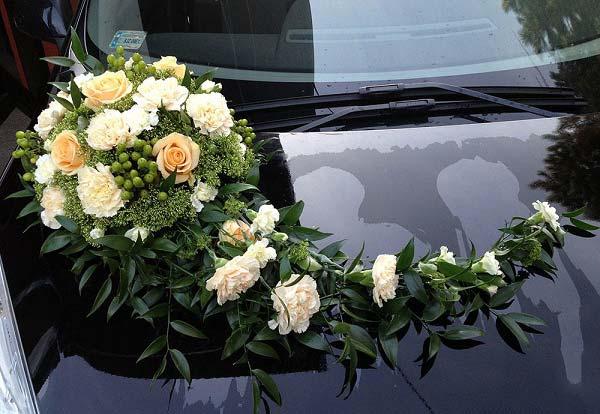 مدل های جدید و زیبای ماشین عروس