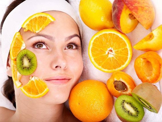 6 ماسک میوه ای برای زیبایی پوست