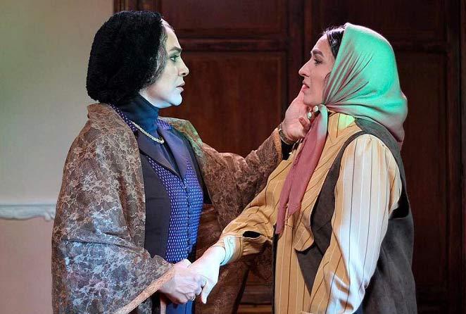 اولین عکس رویا نونهالی و گلاره عباسی در فصل دوم شهرزاد