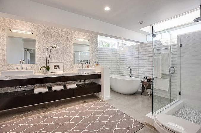 10 نکته مهم در انتخاب کاشی حمام