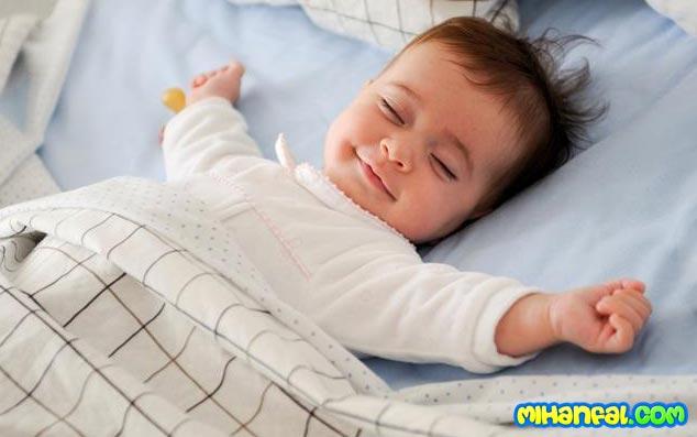 راهکارهایی برای زود خوابیدن بچه ها