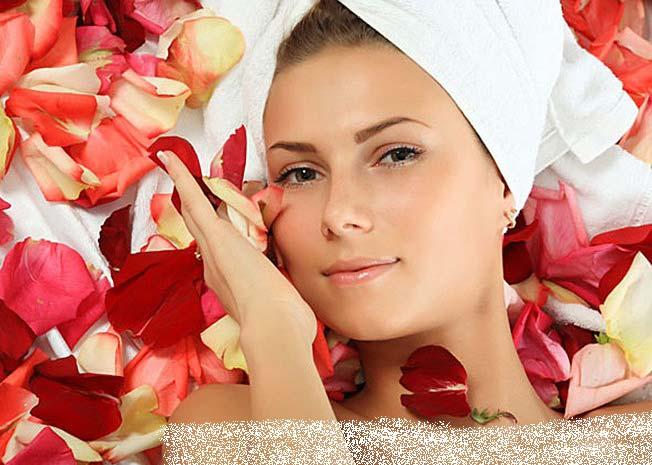 خواص گل سرخ برای پوست و مو