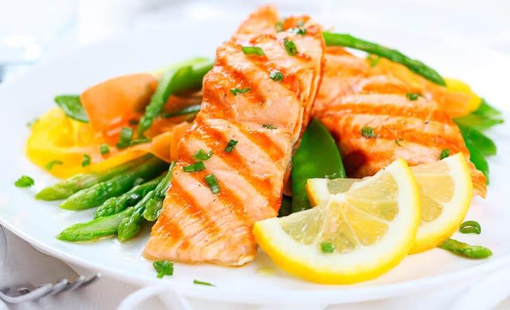 بهترین روش های پخت ماهی