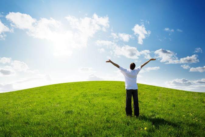9 روش به آرامش رسیدن در لحظات سخت