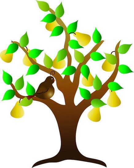داستانک درخت گلابی