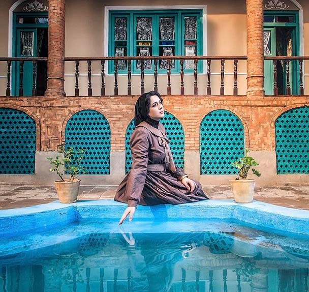 عکس جدید ترانه علیدوستی در فصل دوم سریال شهرزاد