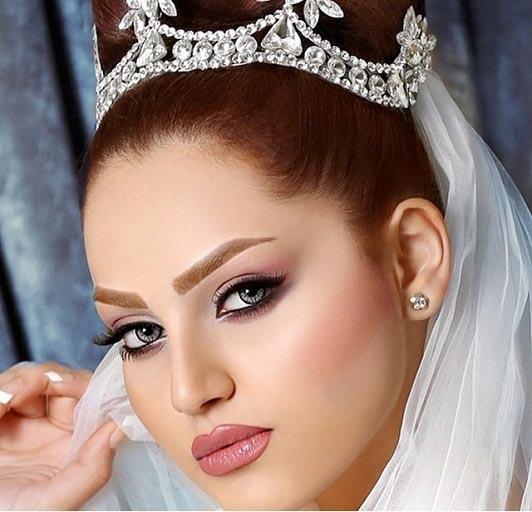 نکات مهم و ضروری در آرایش عروس