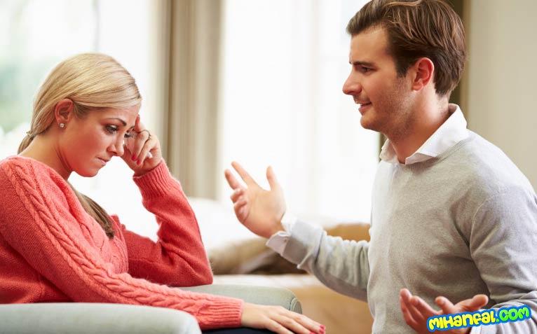 ۵ تمرین برای صبور بودن در بحث های زناشویی