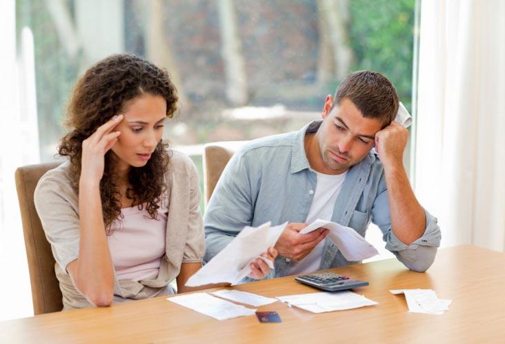 روش حل و فصل مسائل مالی میان همسران