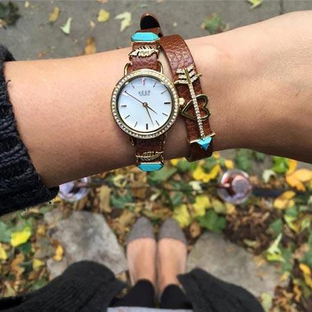 مدل های جدید ست ساعت و دستبند