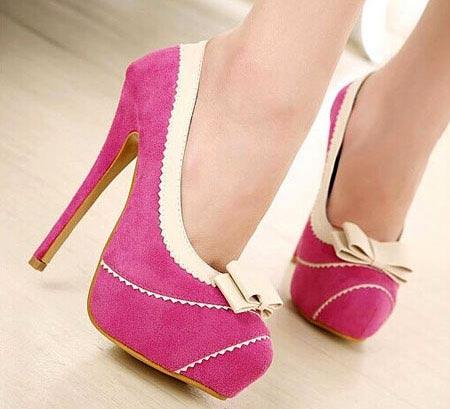 مدل های زیبای کفش مجلسی زنانه