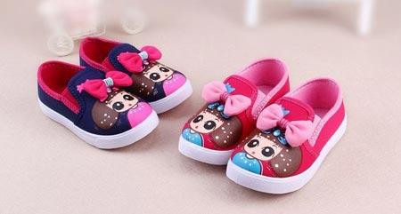 مدل های کفش بهاری دخترانه