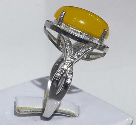 مدل های زیبای انگشتر شرف الشمس زنانه