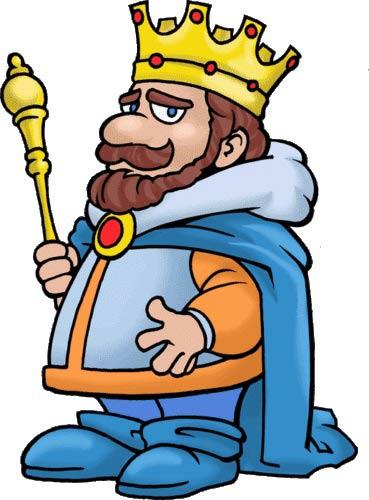 داستانک بریده شدن انگشت پادشاه