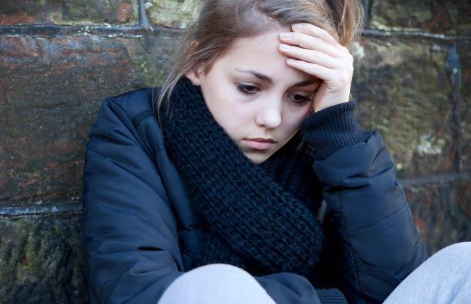 8 دلیل افسردگی