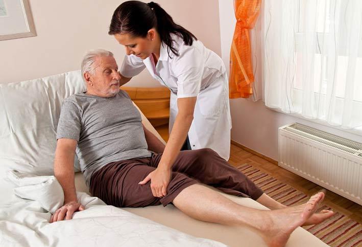 علائم و درمان زخم بستر