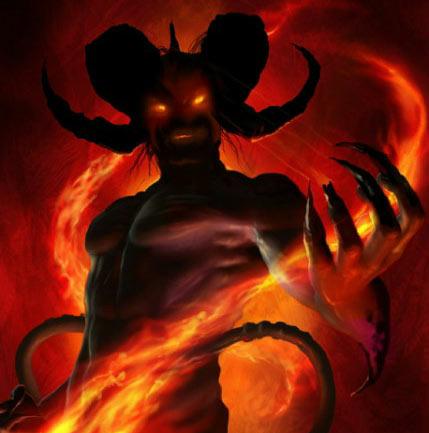 کدام آیه موجب ناله ابلیس شد؟