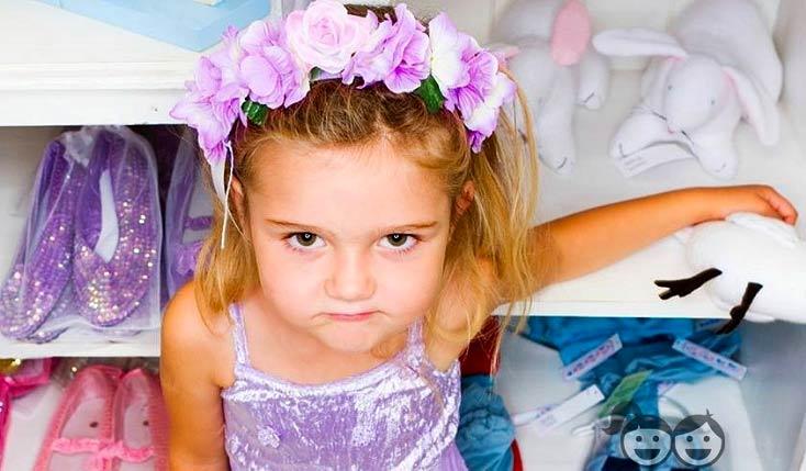 چگونه مراقب لوس شدن فرزندان باشیم؟