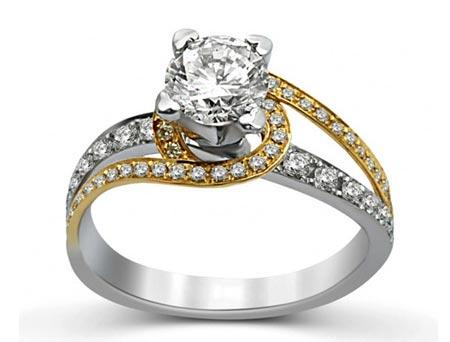 مدل های جدید حلقه نامزدی عروس و داماد