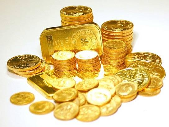 قیمت طلا و سکه امروز دوشنبه 1 خرداد 1396
