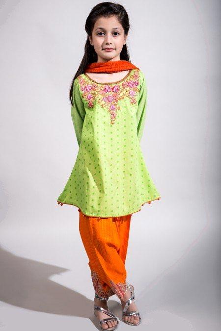 مدل های لباس مجلسی دخترانه پاکستانی