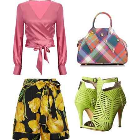 مدل های جدید ست لباس تابستانی زنانه