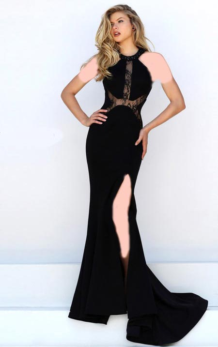 مدل های جدید لباس شب دخترانه