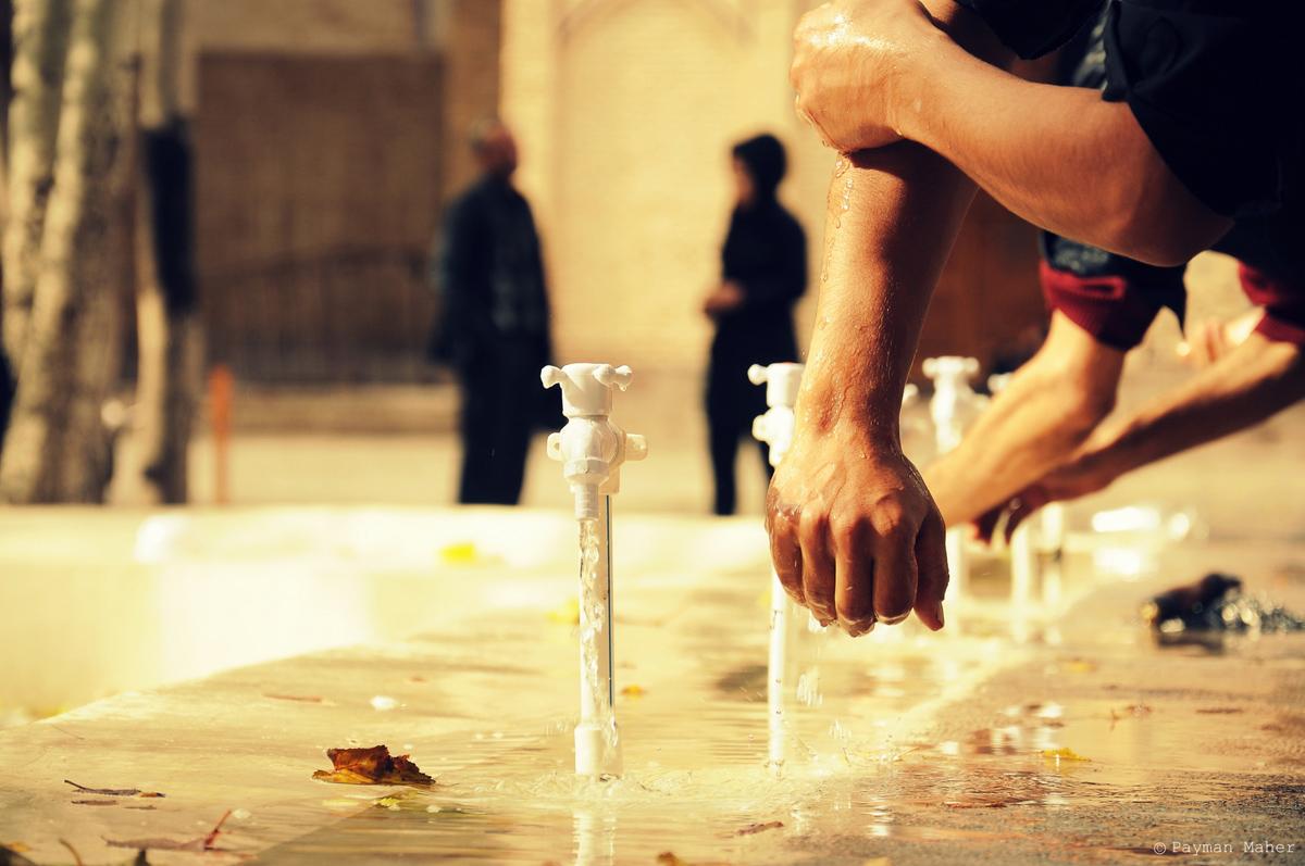 احکام وضو و تفاوت های آن با غسل