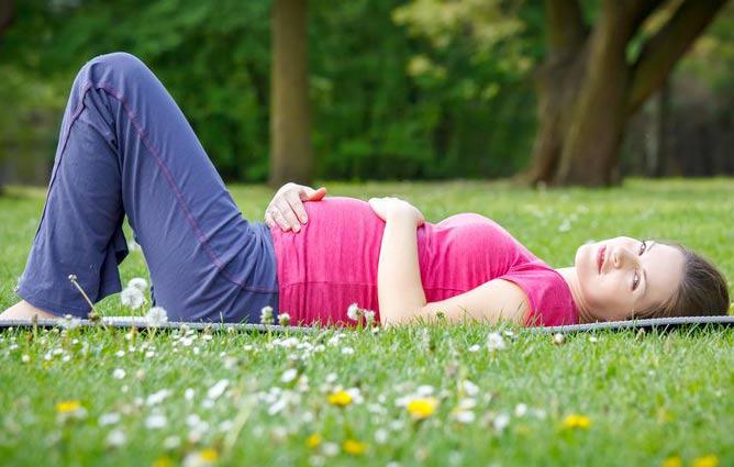 نشانه های خطرناک در بارداری