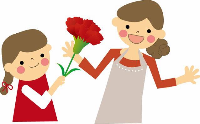 داستانک شاخه گلی برای مادر