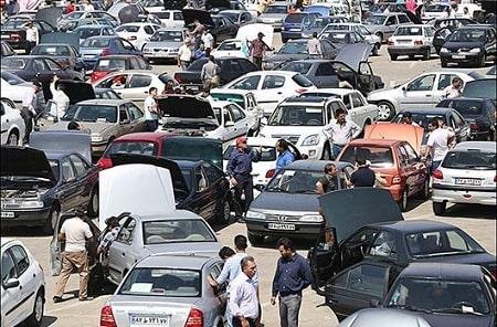 ادامه کاهش قیمت خودرو در بازار خودرو