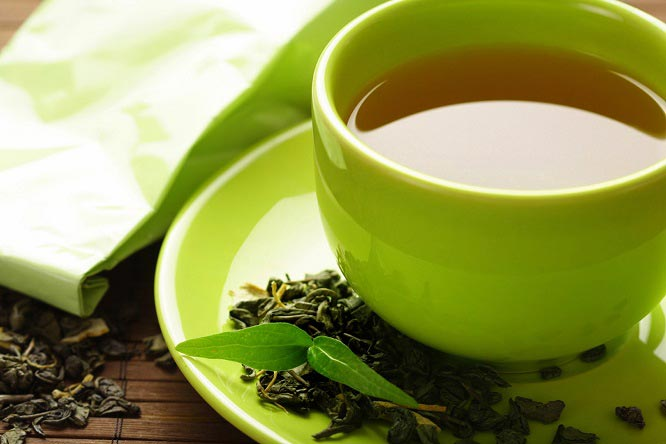 چگونه با چای سبز لاغر شویم؟