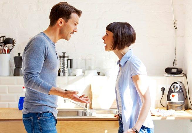 ۷ پیشنهاد عالی برای رفتار با همسر بد دهن
