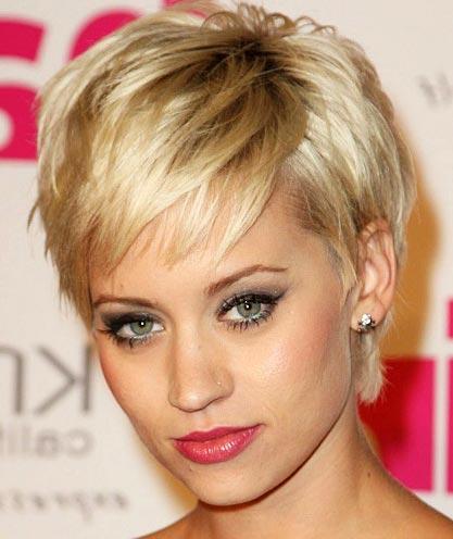 ۵ مدل کوتاهی موی دخترانه برای انواع فرم صورت