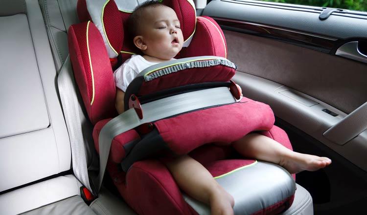 خطر جدی گرمازدگی در خودرو