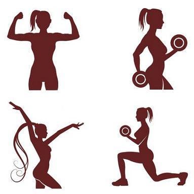اشتباه ورزشی خانم ها در باشگاه + عکس