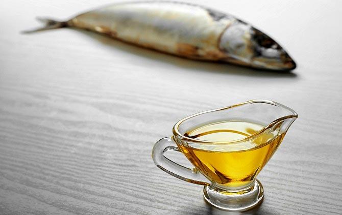فواید روغن ماهی