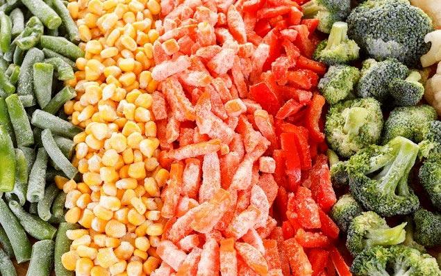 مضرات باور نکردنی غذاهای منجمد