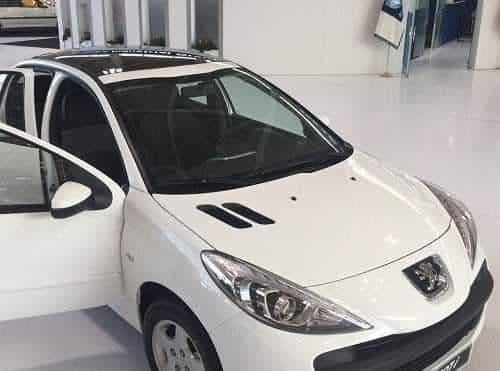 شرایط فروش خودروی پژو 207 با سقف پانوراما تیر 98