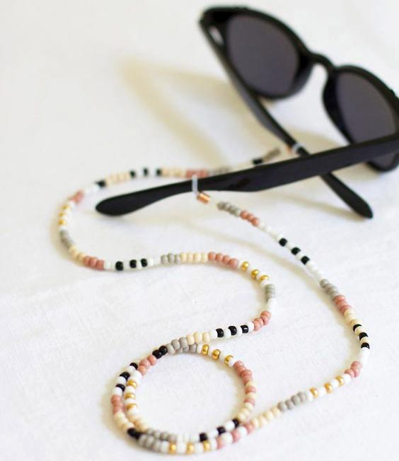 مدل های زیبای بند عینک