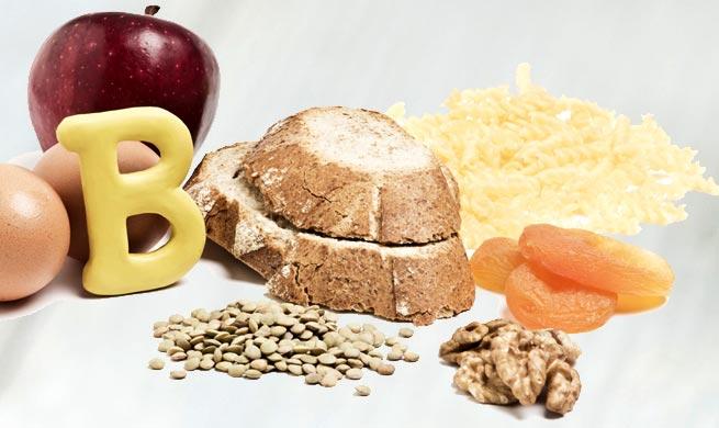 فواید ویتامین B برای کودکان