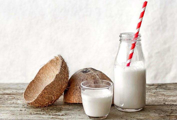 خواص باور نکردنی شیر نارگیل