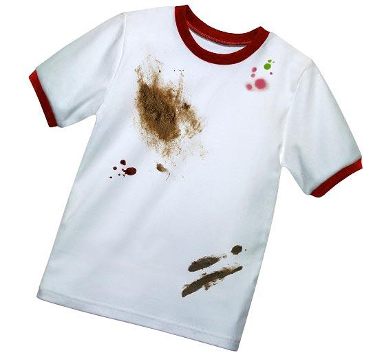 نحوه پاک کردن حنا از روی لباس