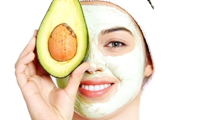 ماسک میوه ای برای درمان خشکی پوست