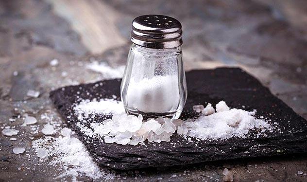کاربردهای جالب نمک که نمی دانید