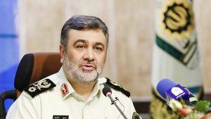 فرمانده ناجا: مردم پلیس را دوست دارند.