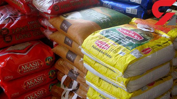 قیمت برنج ایرانی ارزان شد.