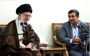 انتظار دو ساله احمدینژاد برای دیدار با آیت الله خامنه ای