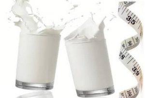 کاهش وزن با رژیم لاغری شیر چگونه است.